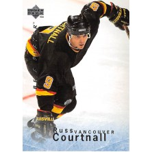 Courtnall Russ - 1995-96 Be A Player No.65