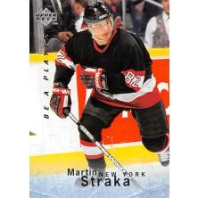 Straka Martin - 1995-96 Be A Player No.106