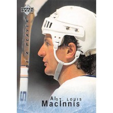 MacInnis Al - 1995-96 Be A Player No.134
