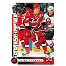 Primeau Keith - 1997-98 Donruss Priority No.38