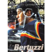 Bertuzzi Todd - 1995-96 Be A Player No.168