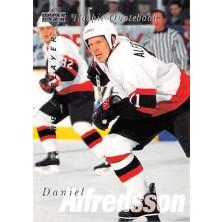 Alfredsson Daniel - 1995-96 Be A Player No.171