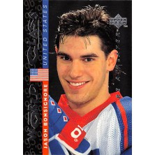 Bonsignore Jason - 1995-96 Be A Player No.179