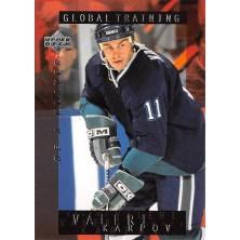 Karpov Valeri - 1995-96 Be A Player No.205