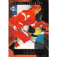 Larionov Igor - 1995-96 Be A Player No.206
