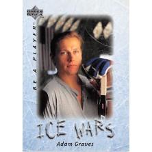 Graves Adam - 1995-96 Be A Player No.212