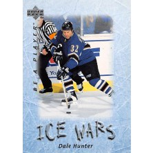 Hunter Dale - 1995-96 Be A Player No.213