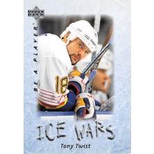 Twist Tony - 1995-96 Be A Player No.214