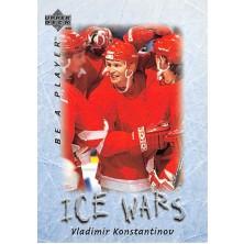 Konstantinov Vladimir - 1995-96 Be A Player No.216