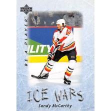 McCarthy Sandy - 1995-96 Be A Player No.217