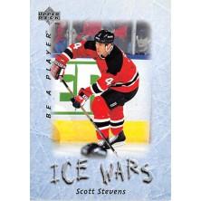 Stevens Scott - 1995-96 Be A Player No.219