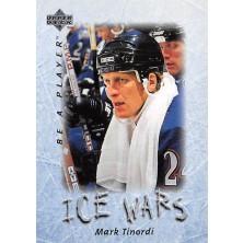Tinordi Mark - 1995-96 Be A Player No.220