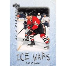 Probert Bob - 1995-96 Be A Player No.221