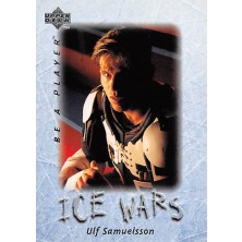 Samuelsson Ulf - 1995-96 Be A Player No.223