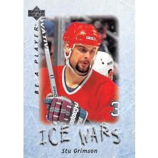 Grimson Stu - 1995-96 Be A Player No.224