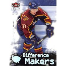 Kovalchuk Ilya - 2006-07 Ultra Difference Makers No.DM2