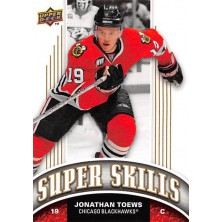 Toews Jonathan - 2008-09 Upper Deck Super Skills No.SS8