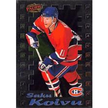 Koivu Saku - 1998-99 Pacific Dynagon Ice Inserts No.11
