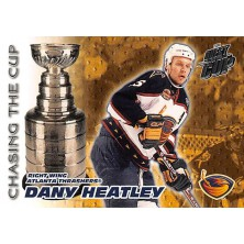 Heatley Dany - 2003-04 Quest for the Cup Chasing the Cup No.1