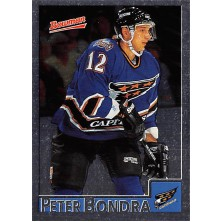 Bondra Peter - 1995-96 Bowman Foil No.55