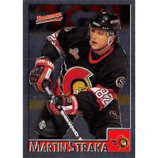 Straka Martin - 1995-96 Bowman Foil No.72