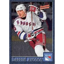 Langdon Darren - 1995-96 Bowman Foil No.92