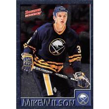 Wilson Mike - 1995-96 Bowman Foil No.94