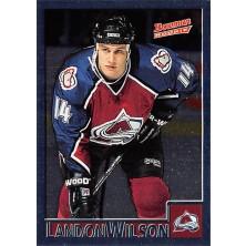 Wilson Landon - 1995-96 Bowman Foil No.95