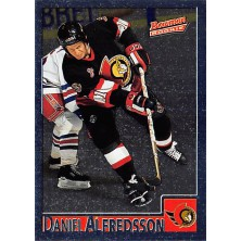 Alfredsson Daniel - 1995-96 Bowman Foil No.110