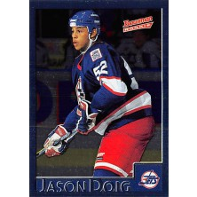 Doig Jason - 1995-96 Bowman Foil No.120