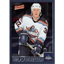 Andersson Niklas - 1995-96 Bowman Foil No.126