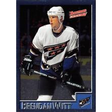 Witt Brendan - 1995-96 Bowman Foil No.127