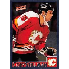 Stillman Cory - 1995-96 Bowman Foil No.131