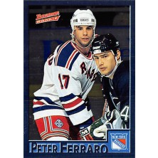Ferraro Peter - 1995-96 Bowman Foil No.134
