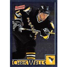 Wells Chris - 1995-96 Bowman Foil No.136
