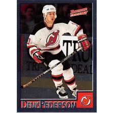 Pederson Denis - 1995-96 Bowman Foil No.138