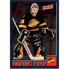 Hirsch Corey - 1995-96 Bowman Foil No.145