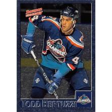 Bertuzzi Todd - 1995-96 Bowman Foil No.156