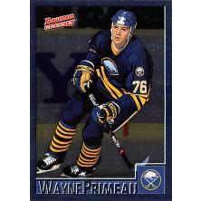 Primeau Wayne - 1995-96 Bowman Foil No.157