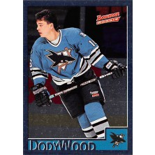Wood Dody - 1995-96 Bowman Foil No.161