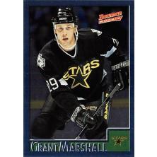 Marshall Grant - 1995-96 Bowman Foil No.162