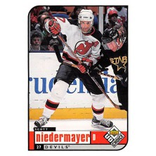 Niedermayer Scott - 1998-99 UD Choice No.119