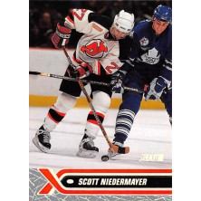Niedermayer Scott - 2000-01 Stadium Club No.131