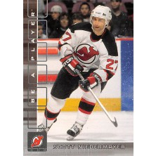 Niedermayer Scott - 2001-02 BAP Memorabilia No.119