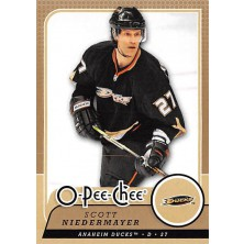 Niedermayer Scott - 2008-09 O-Pee-Chee No.169