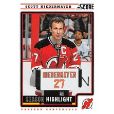 Niedermayer Scott - 2012-13 Score No.38