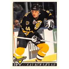 Murray Glen - 1993-94 Topps Premier No.477