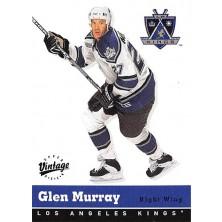 Murray Glen - 2000-01 Vintage No.167