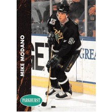 Modano Mike - 1991-92 Parkhurst French No.81