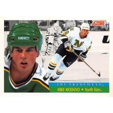 Modano Mike - 1991-92 Score American No.423
